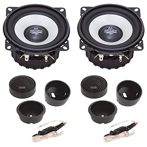 3 Ohm 10cm Lautsprecher System Audio System M 100 evo