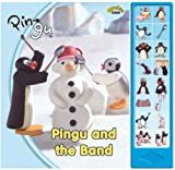 Pingu and the Band: Sound Book