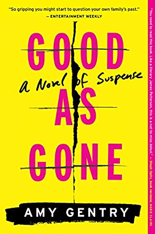 book cover of Good As Gone