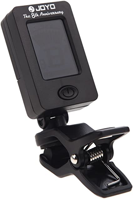JOYO JT-01 Mini Digital LCD Clip-on Afinador Cromático para ...