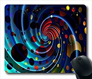 Swirl Spheres Unique Custom Mouse Pad Gaming Mousepad in 220MM*180MM*3MM -213031 by runtopwell