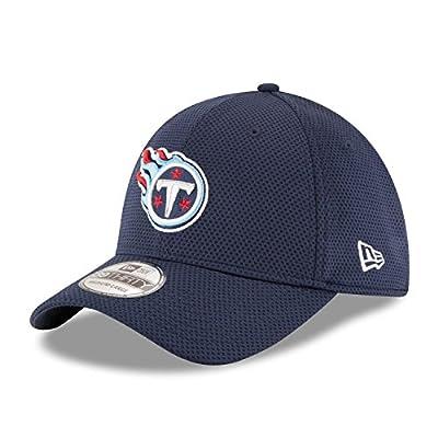Authentic Tennessee Titans New Era Navy Sideline Tech 39THIRTY Flex Hat