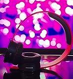 SOL REPUBLIC Tracks On-Ear Headphones-M4DE - Vivid Red - Single-Button