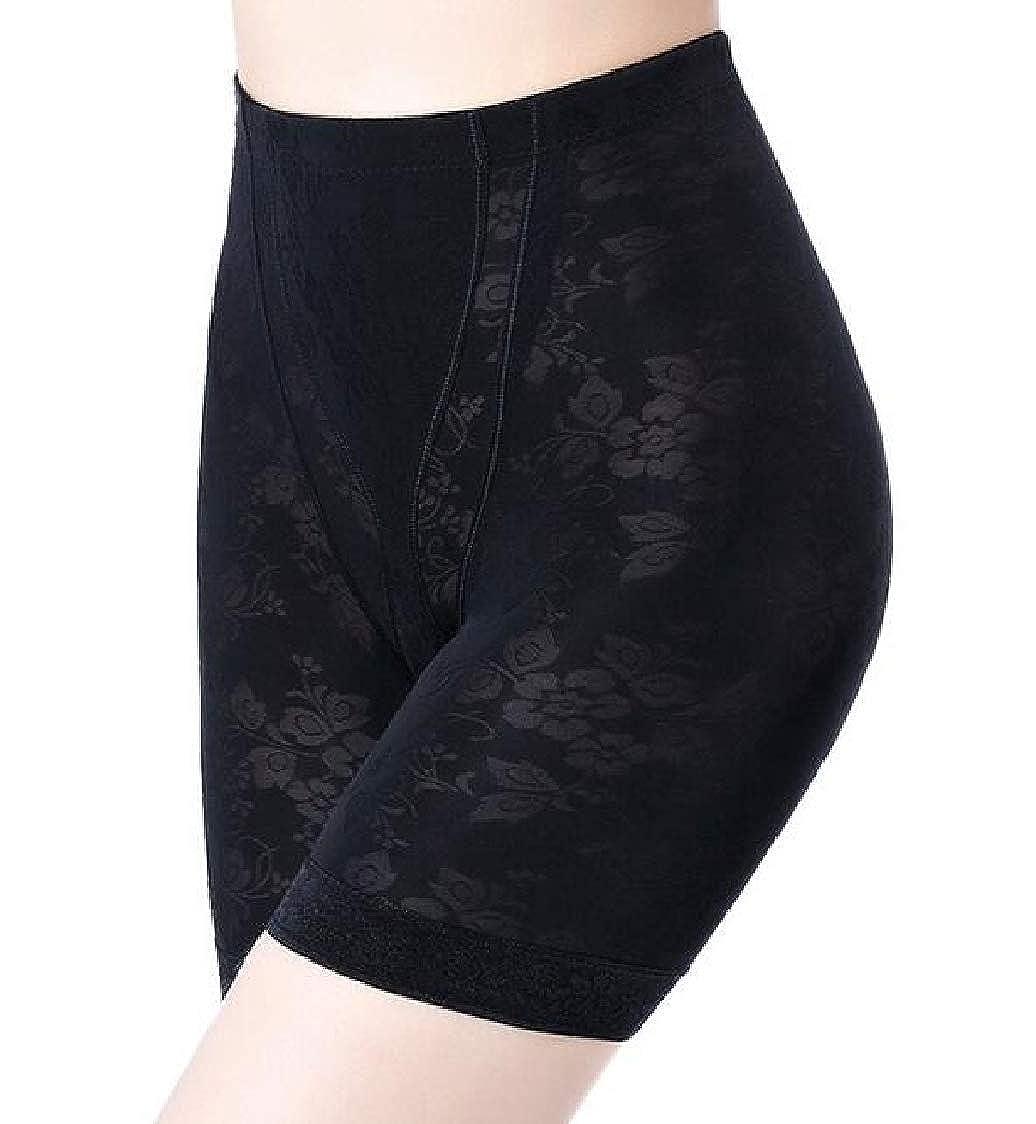 SELX Women High Waist Body Shaper Postpartum Tummy Control Boxer Brief Panty