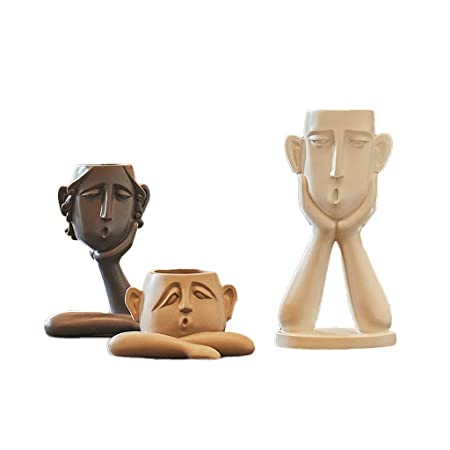 Esculturas Figura Abstracta Decoración Decoración del Hogar ...