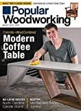 Popular Woodworking [Print + Kindle]: more info