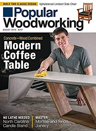 Amazon Com Popular Woodworking Magazine F W Media Kindle Store