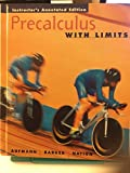 Precalculus with Limits 9780395975930