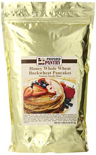 The Prepared Pantry Honey Whole Wheat Buckwheat Pancake Mix, 2lbs
