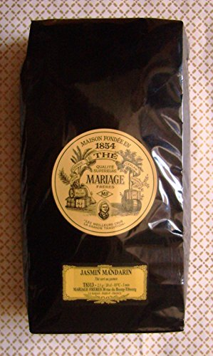 Mariage Freres - JASMIN MANDARIN (T8313) - 17.63oz / 500gr Loose Leaf BULK BAG by Unknown