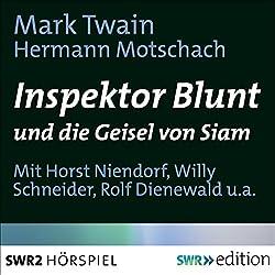 Inspektor Blunt und die Geisel von Siam