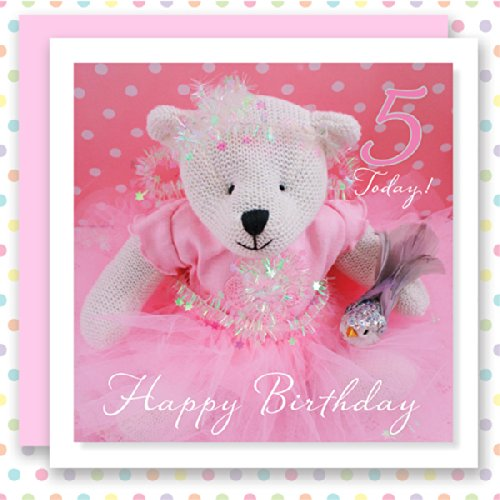 5th Birthdayhappy Birthday Princess A Pretty Card For A Birthday