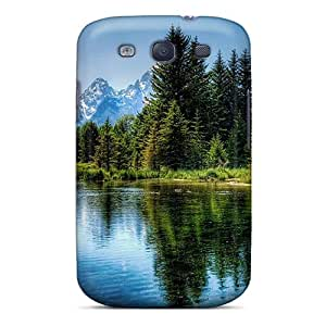 Ideal AMGake Case Cover For Galaxy S3(fabulous Nature Lscape), Protective Stylish Case