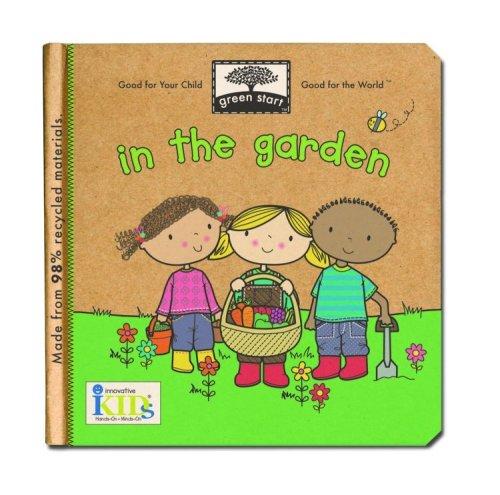Holistic Living With Rachel Avalon - Eco-Friendly Children's Books - Green Start - In the Garden