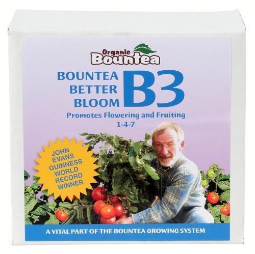 Organic Bountea 739724 Better Bloom B3 Fertilizer, 1 lb by Organic Bountea (Image #1)