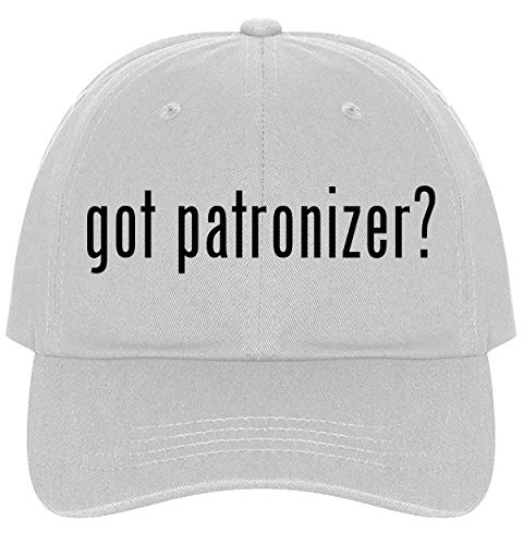 Gran Anejo - The Town Butler got Patronizer? - A Nice Comfortable Adjustable Dad Hat Cap, White