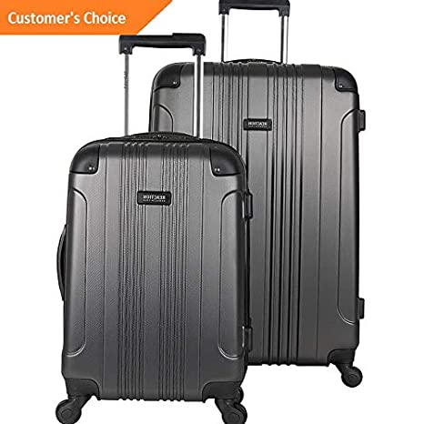 Amazon.com | Sandover Out of Bounds 2 Piece Hardside gage Set NEW | Model LGGG - 423 | | Luggage Sets