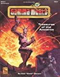 Treasures of the Ancients (Gamma World Game Accessory, Adventure GWA1)
