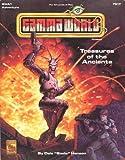 Treasures of the Ancients (Gamma World Game Accessory, Adventure GWA1)