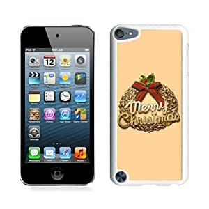 Recommend Design Christmas Wreath White iPod Touch 5 Case 3