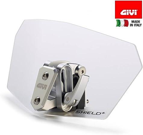 Givi Italia 60484 Paquete de 20 Crema Base//Vástago Gafas de plástico para flautas