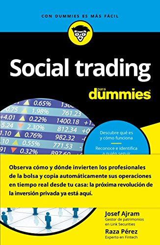 Social trading para Dummies (Spanish Edition)
