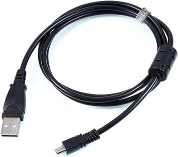 ot7 Cable de carga cable de datos USB para Panasonic Lumix dmc-3d1 nuevo envío rápido ✔ ✔