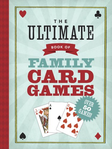 How To Play Go Fish Card Game - The Ultimate Book of Family Card Games