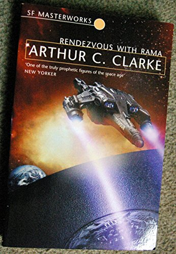 Book cover for Rendezvous with Rama