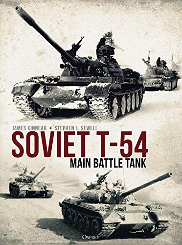 - Soviet T-54 Main Battle Tank