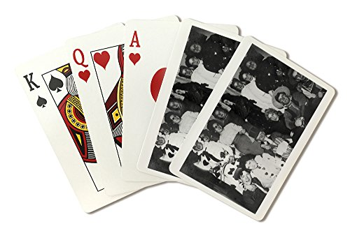 A Halloween Costume Party (Playing Card Deck - 52 Card Poker Size with Jokers)]()