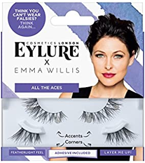 9e40622a1d8 ... Force Eyelashes - Fully Fleur Lashes · £7.63 · Eylure x Emma Willis  Strip Lashes- All The Aces