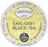 Twinings Earl Grey Tea Keurig K-Cups, 48 Count