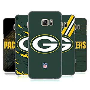 Official NFL Green Bay Packers Logo Hard Back Case for Samsung Galaxy S6 edge+ / Plus