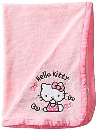 Amazon.com : Baby-Girls recién nacido Manta felpa con Arcos : Baby