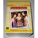 Coffret 10 DVD Sous le Soleil Intégrale saison 4