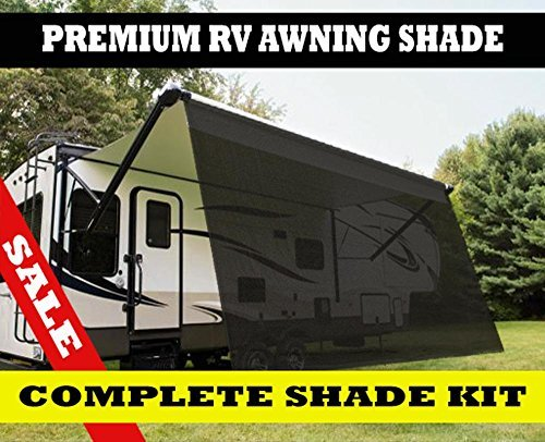 RV Awning Shade 6x17 Complet kits