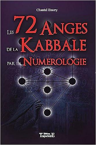 Livre gratuits Les 72 anges de la kabbale par la numérologie pdf ebook