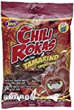 Mexican Candy Tamarind Flavor, Pack of 3 Chili Rokas 6oz Bags by Jovy