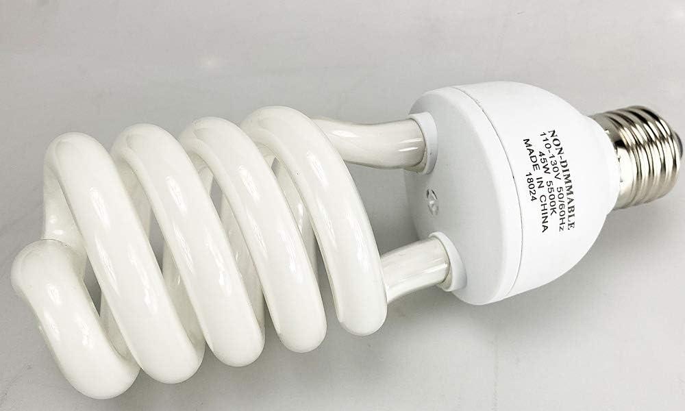 Amazon Com Compact Fluorescent Cfl 45w Perfect Daylight Grow
