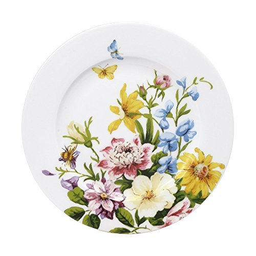 Katie Alice English Garden Floral Salad Plate - ()