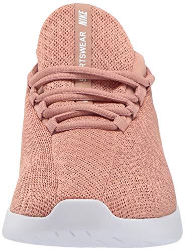 Nike Women's Viale Running Shoe Rose Gold/White 5.5 Regular US by Nike (Image #4)