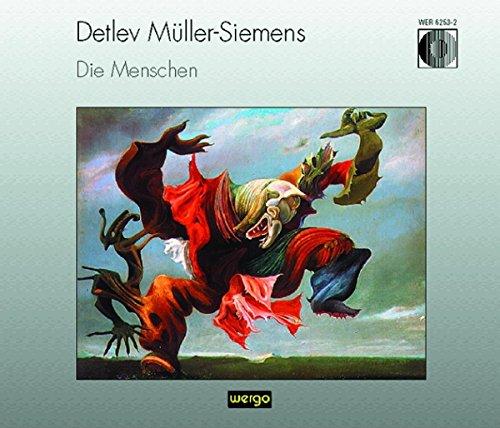 Price comparison product image Muller-Siemens: Die Menschen