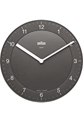 Braun Classic Analog Wall Clock