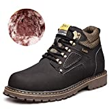Snow Boots for Men and Women Waterproof Antiskid Thick Comfortable Outdoor Fashion Winter Autumn Cotton-Padded Shoes