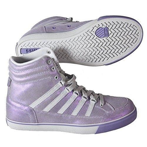 K-Swiss Surf and Sand - Zapatillas para mujer púrpura violeta