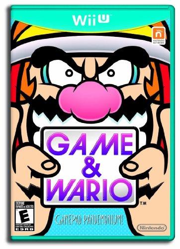 Game & Wario - Nintendo Wii U (Game Wario Wii U)