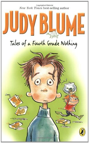Tales Of A Fourth Grade Nothing Judy Blume 0051488401018 Amazon