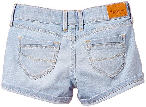 Blau para PG800259Y65 Denim Pepe Jeans niñas Vaqueros SUPnB6WXq