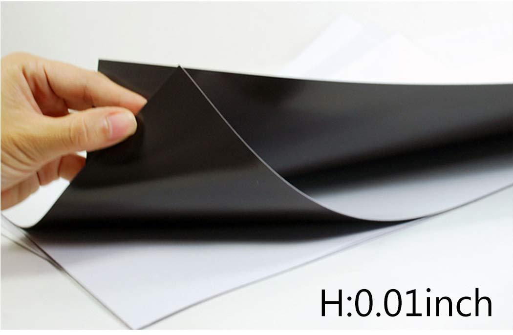 JUSTDOLIFE 5PCS Papel Fotográfico Imprimible Impresora De ...